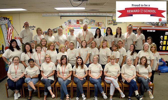 South Fulton Elementary School faculty and staff