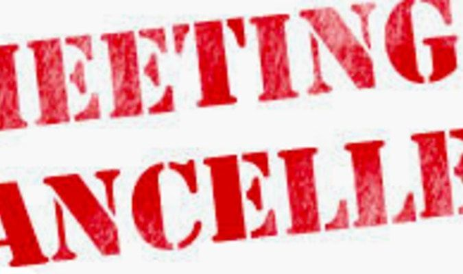 FULTON INDEPENDENT SCHOOL BOARD OF EDUCATION SPECIAL CALLED MEETING CANCELLED FOR AUG. 22.