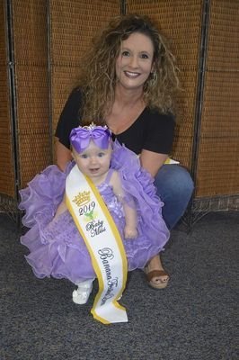 BABY MISS CROWNED FOR 2019 BANANA FESTIVAL
