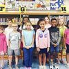FCES STUDENTS OF THE MONTH – Fulton County Elementary School recently named their September Students of the Month. Pictured front row, from left, Albree Snider, Rylan Barnett, Brianna Coleman, Navaeh Schmidt, Deatrik Kinney, Makiyah Karo; back row, Waylon Brunswick, Taylan Hendrix, Cheyenne Linder and Presley Eakes. (Photo submitted)