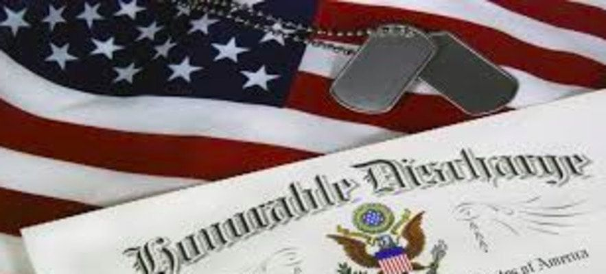 VETERANS REMINDED TO RECORD DISCHARGE PAPERS AT OBION COUNTY REGISTER OF DEEDS OFFICE