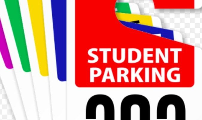 SFHS DRIVERS MUST OBTAIN PARKING PERMITS