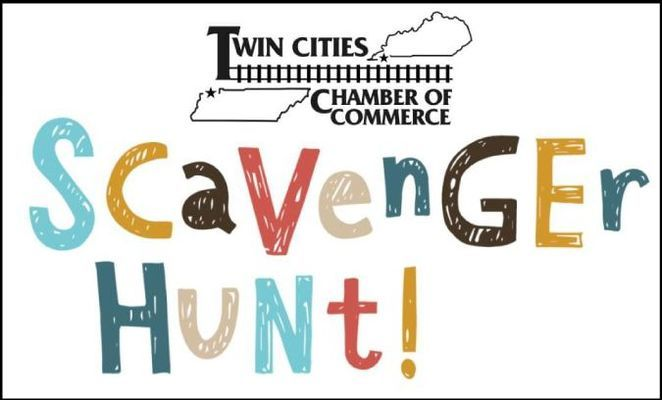 "CHAMBER OF COMMERCE SCAVENGER HUNT COULD BE ""ON POINT"" FOR PRIZES"