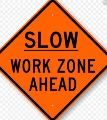 PURCHASE PARKWAY WORK ZONE NEAR FULTON STARTS MONDAY