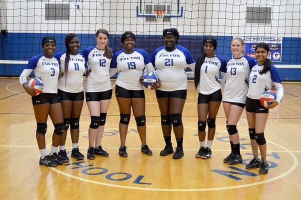 2020 Fulton Independent High School Lady Bulldogs Volleyball team. (Photo by Benita Fuzzell)