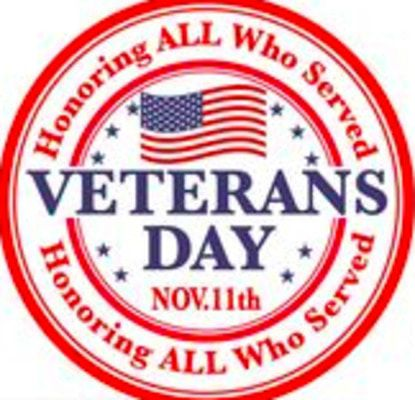 OBION COUNTY COURTHOUSE TO CLOSE FOR VETERANS DAY NOV. 11