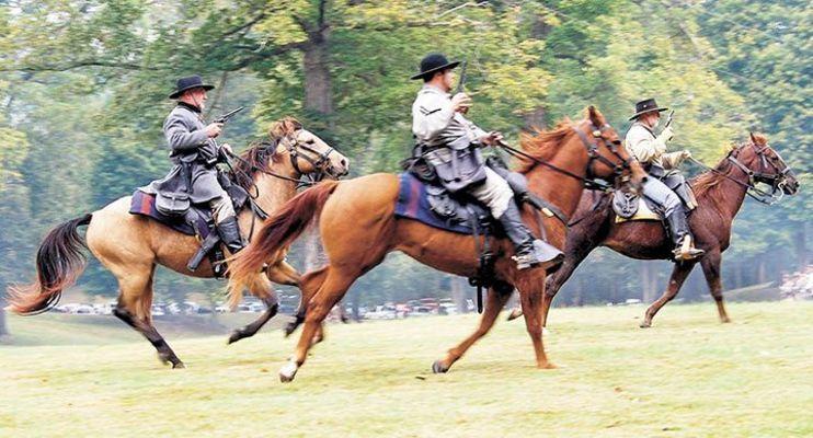 Civil War Days Set Oct 12 14