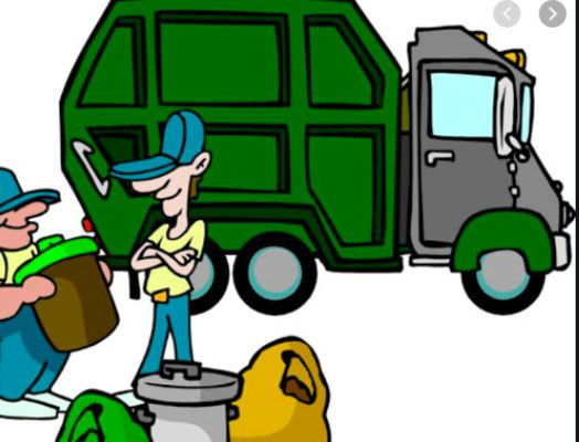 TRASH PICK-UP IN FULTON TEMPORARILY HALTED