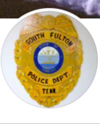 SOUTH FULTON POLICE DEPARTMENT REPORT