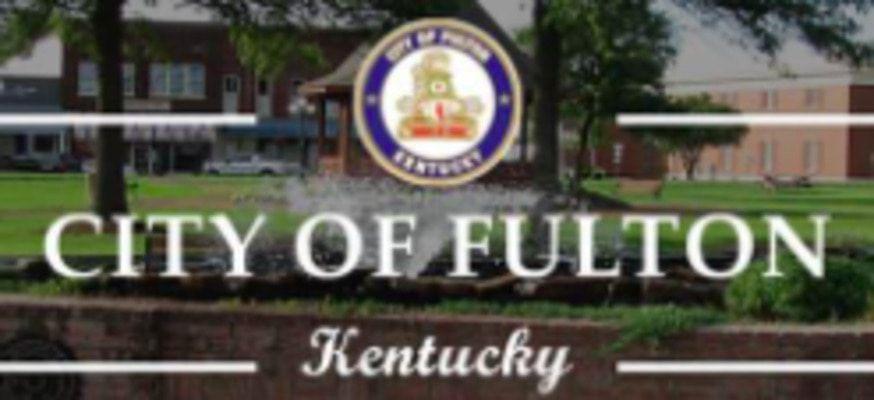 FULTON CITY COMMISSION AGENDA FOR MARCH 22