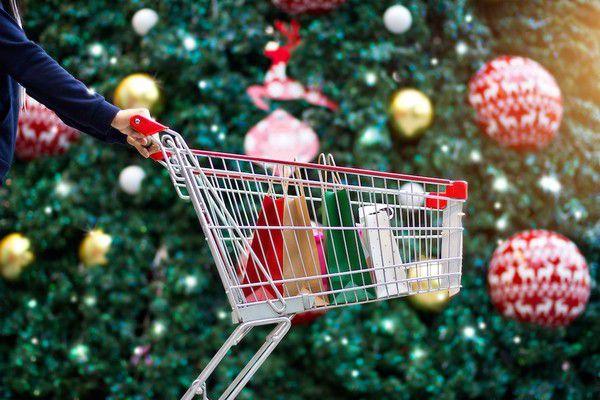 Christmas shopping done main