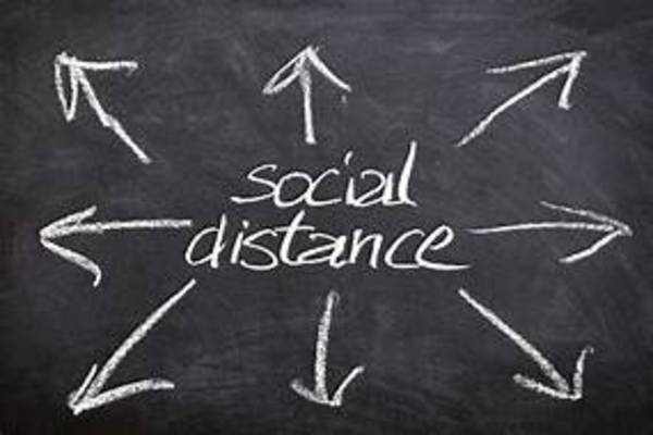 Criminal charges for not obeying social distancing main
