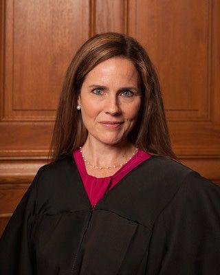 Amy coney barrett for supreme court main