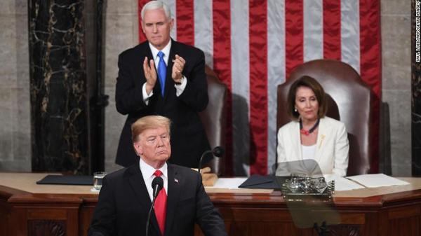 State of the union address main