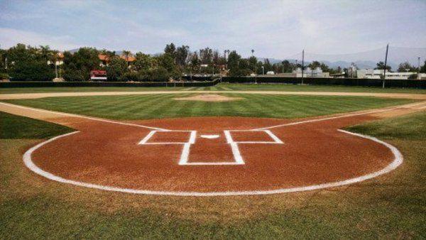 Upkeep of grand saline baseball fields main