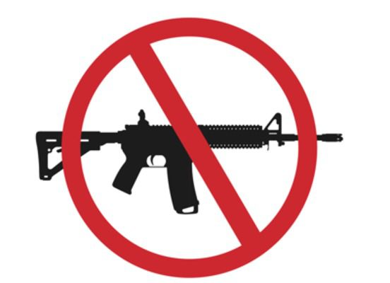 Banning assault weapons main