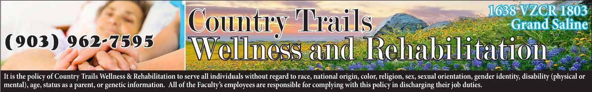 Country Trails Wellness and Rehabilitation