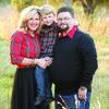 Casey Jordan, Cara Jordan and son, Cruz Jordan.