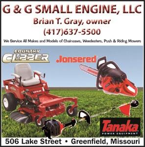 G & G Small Engine, LLC