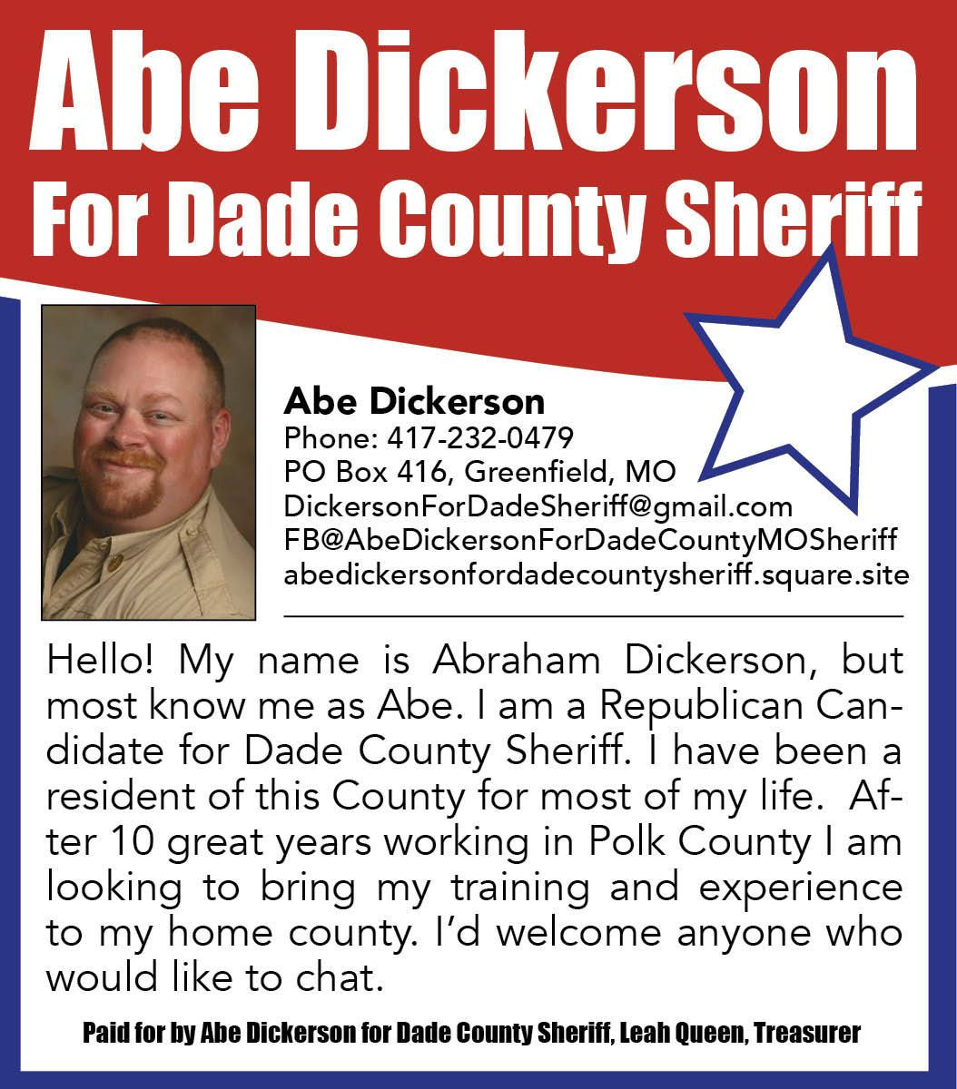 Abe Dickerson