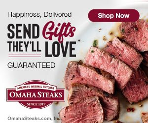 Omaha Steaks 300x250