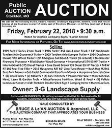 Sale Friday February 22