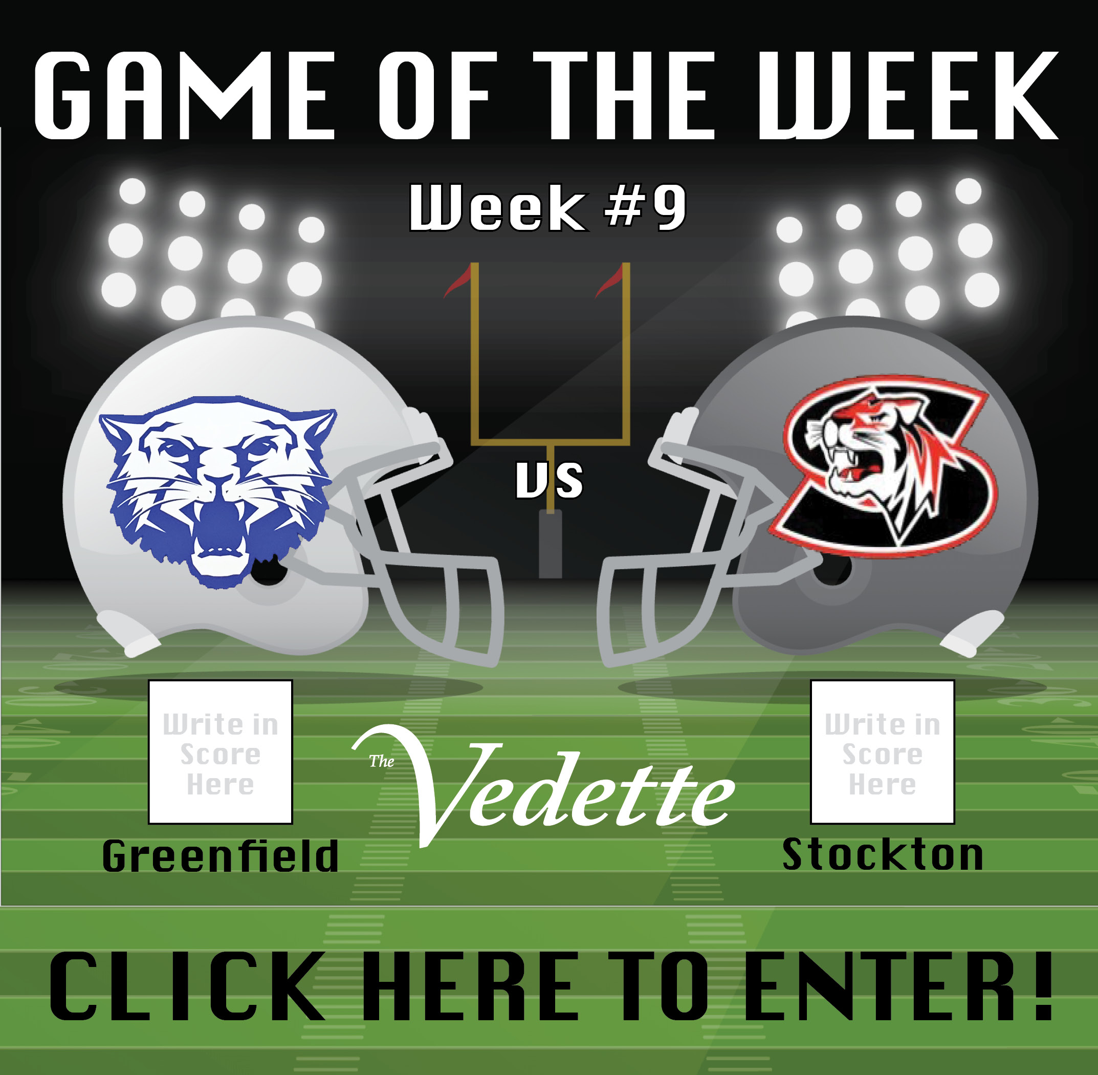 Game of the Week: Week 1