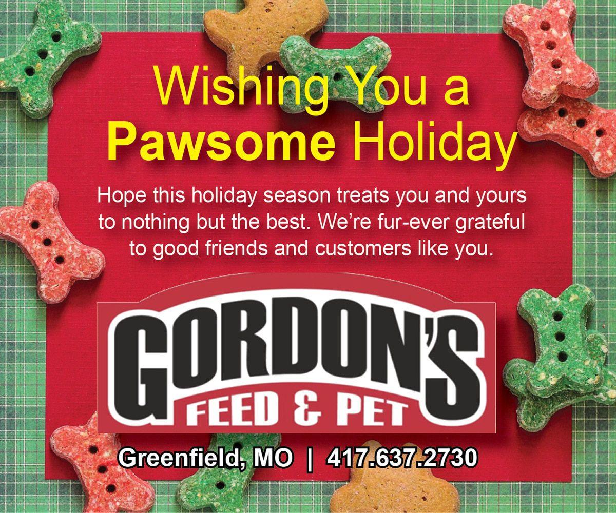 Gordons Greeting 2019