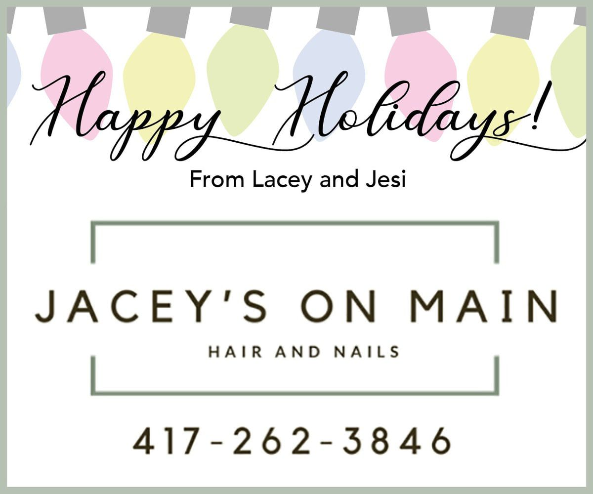 Jacey's on Main Greeting 2019