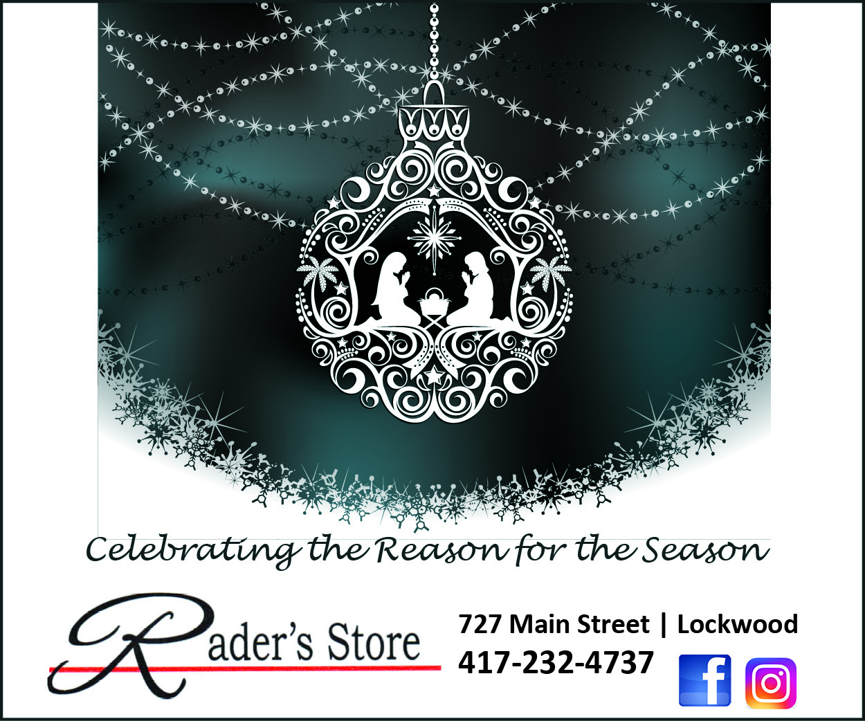 Raders Christmas Greeting 2019