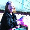 Miss Merry Christmas, Daisy Dureault, sophomore, Walnut Grove High School