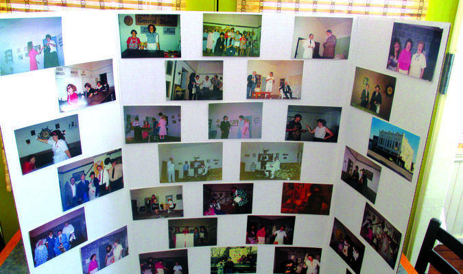 Photos past productions of Dade County Theater.