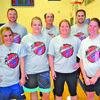 Staff- Front row - Rachel Lewandowski, Natasha Gossett, Natasha Myers, Elizabeth Wilson, Preston Hyde, Mr. Engleman, Nick Engleman