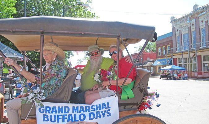 2018 Buffalo Days Grand Marshal
