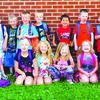 The kindergarten class at Walnut Grove for school year 2016-17. Sent in by Cathy Kelley, secretary at Walnut Grove Elementary.