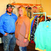 Steven and Tiffany Lewis of Tiff's Backroad Bling Boutique