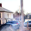 This homes in Everton was one of  the scenes of the executed search warrants. photos by Cletis McConnell, Vedette Reporter