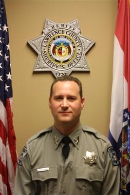 Deputy Ron Malega, U.S. Army Reserve