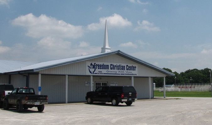 Freedom Christian Center south of Mt. Vernon on Missouri Highway 39. (File Photo)