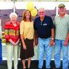 Left to right: Larry Kenney, president; Helen Shouse, vice president; Sherri Wise, secretary; Larry Witt, director; Steve Richter, director and Dale Grisham, director.
