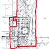 Map of South Greenfield
