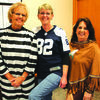 Greenfield Simmons Bank: Debby Wallen, Regina Stapp, Patty Maxwell