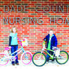 Bike winners were Delaney Gall, Everton and Christian Land, Greenfield.