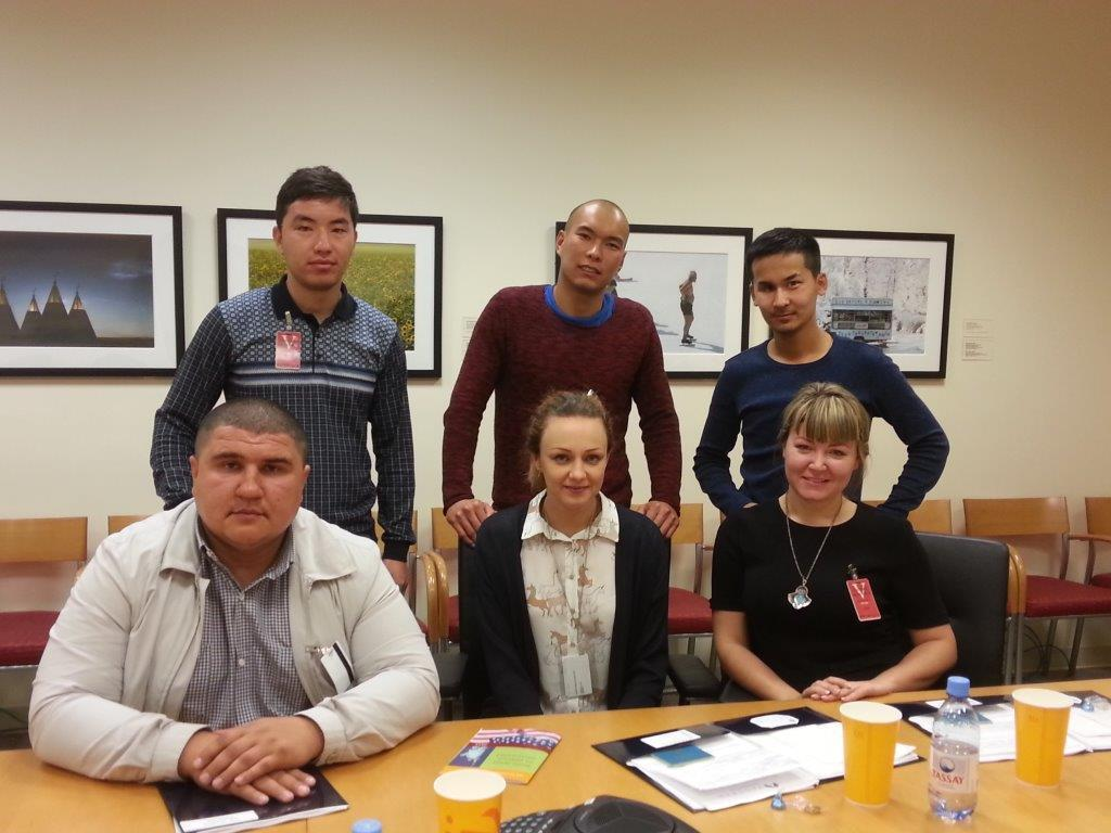 The messenger of juneau county - Several Residents In Juneau County Will Be Welcoming And Hosting Six Kazakhstan Delegates And One Translator Into Their Homes On Friday October 7