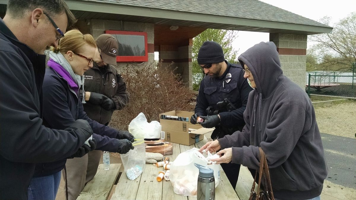 The messenger of juneau county - On Saturday April 29 The Juneau County Sheriff S Office Mauston Police Department Necedah Police Department And S A F E In Juneau County Sponsored A