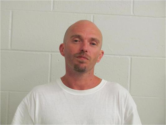 Ryan T. Scott, 38 of Mauston - Photo courtesy of the Juneau County Sheriff's Office