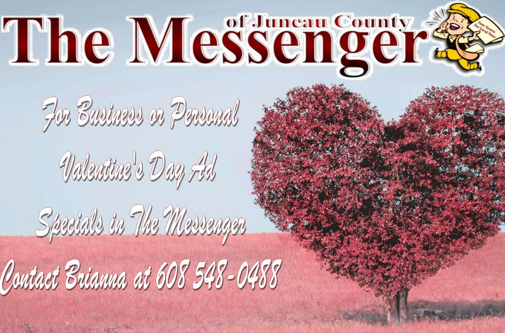 The messenger of juneau county - The Messenger Of Juneau County 29