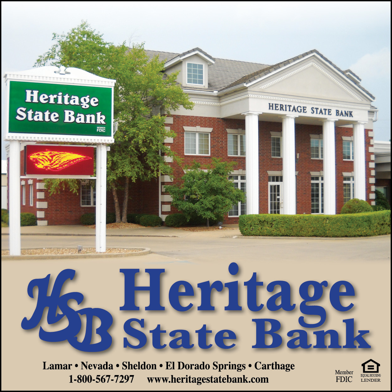 Heritage State Bank