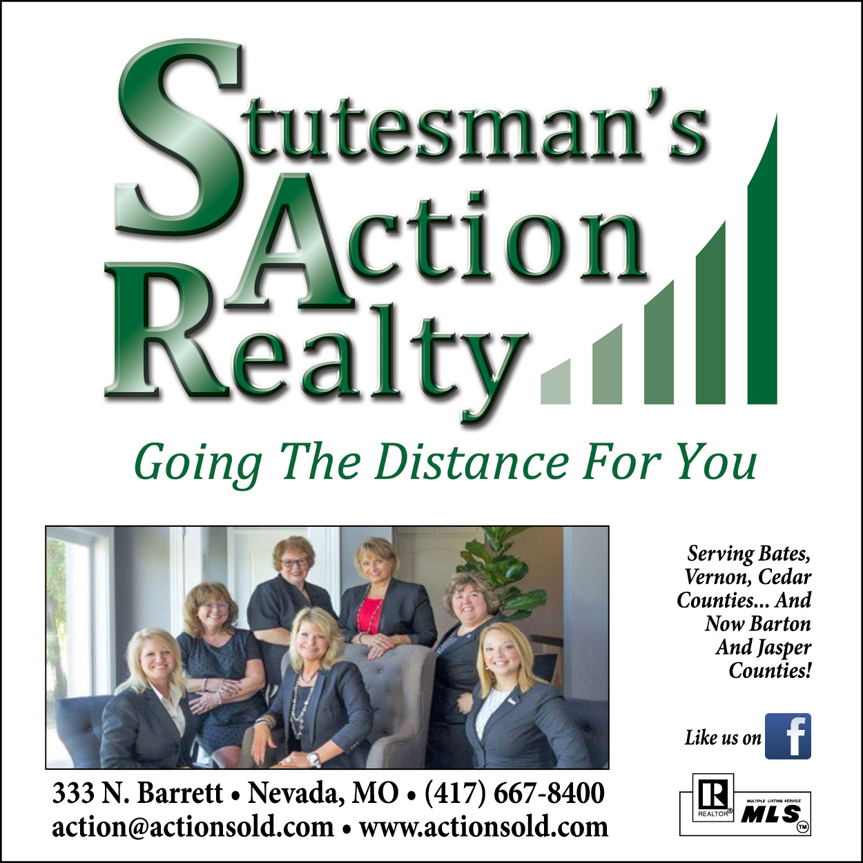 Stutesman's Action Realty