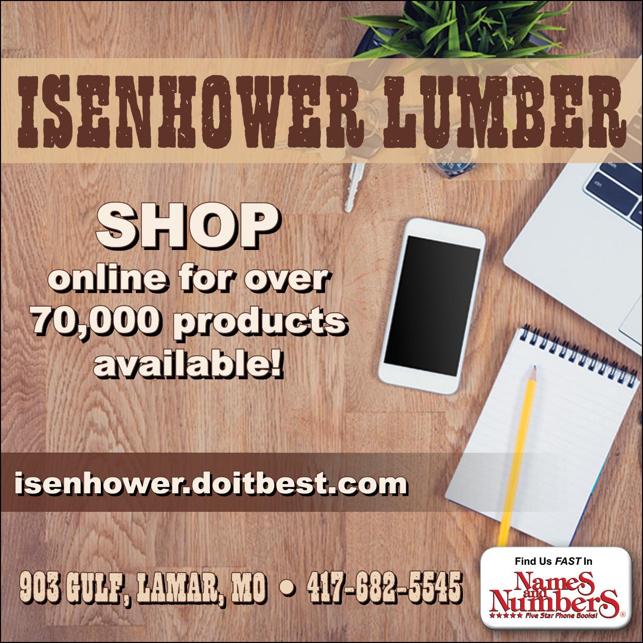 Isenhower Lumber Company